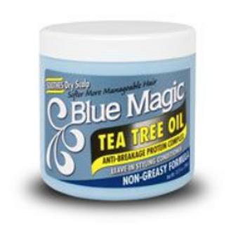 BLUE MAGIC TEA-TREE OIL