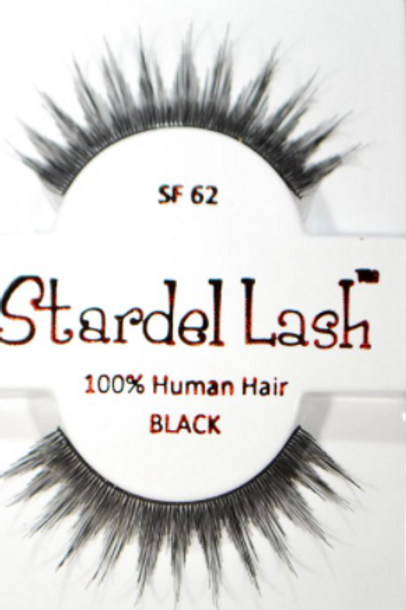 Stardel 100% Human Hair Lashes SF62