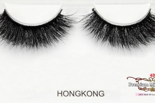 4D Mink Lashes-Hongkong