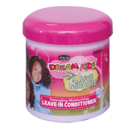 AFRICAN PRIDE DREAM KIDS LEAVE-IN COND (15 OZ)