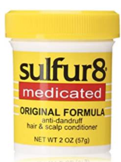 SULFUR-8 HAIR/SCALP ORIGINAL 2 OZ