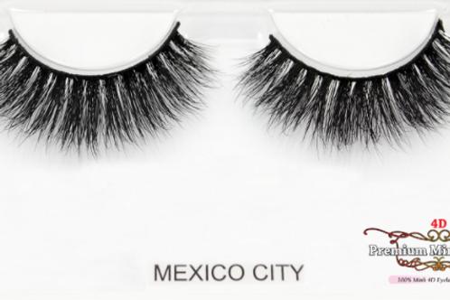 4D Mink Lashes-Mexico City