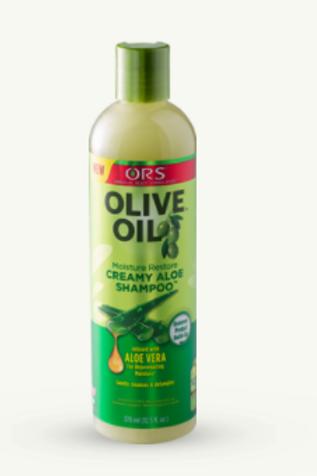 ORS OLIVE OIL ALOE SHAMPOO 12.5 OZ