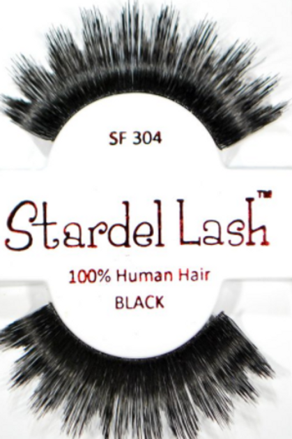 Stardel 100% Human Hair Lashes SF304