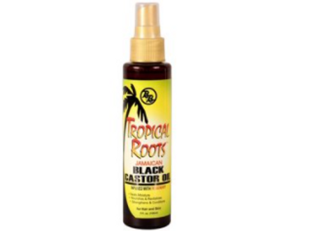 BB TROPICAL ROOTS JAMAICAN BLACK CASTOR OIL