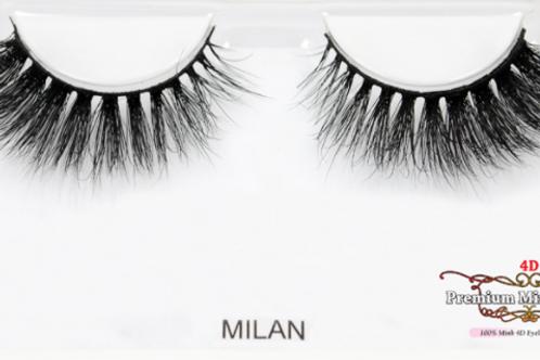4D Mink Lashes-Milan