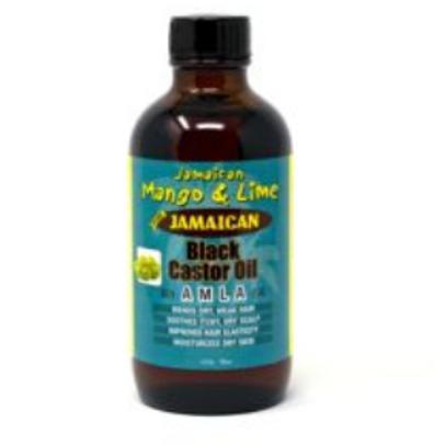 JAM MANGO BLACK CASTOR-AMLA 4 OZ