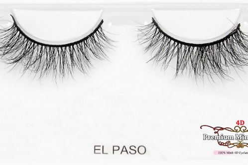 4D Mink Lashes-El Paso