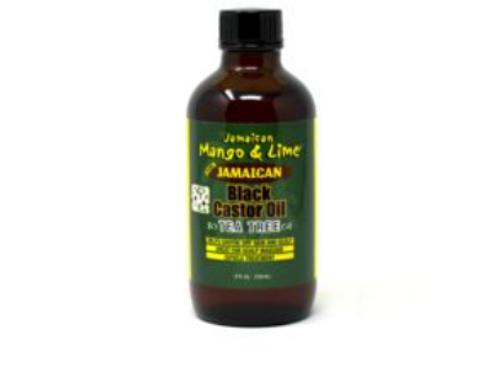 JAM MANGO & LIME CASTOR -TEA TREE 4 OZ