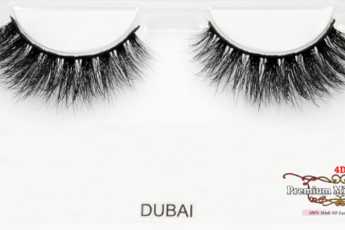 4D Mink Lashes-Dubai