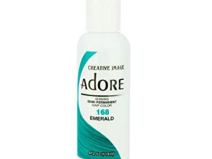 ADORE: SEMI-PERMANENT HAIR COLOR 4 OZ (assorted colors)
