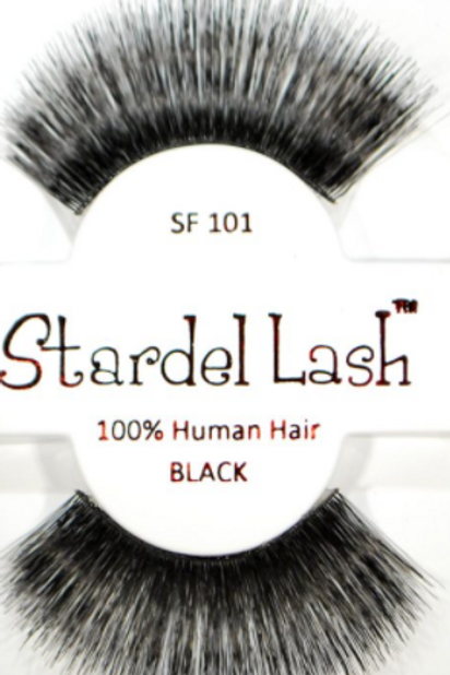 Stardel 100% Human Hair Lashes SF101