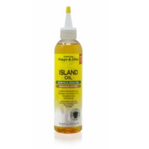 JAM MANGO/LIME ISLAND OIL 8 OZ
