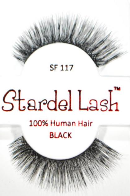 Stardel 100% Human Hair Lashes SF117