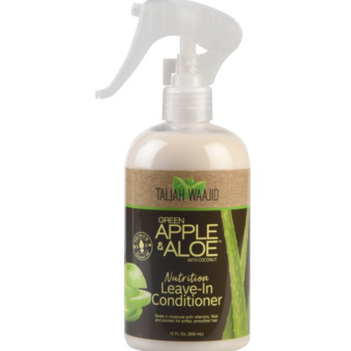 TALIAH APPLE ALOE NUTRITION LEAVE IN CONDITIONER 12 OZ