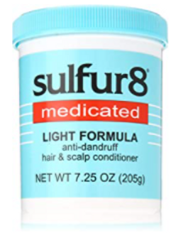 SULFUR-8 HAIR/SCALP LIGHT 4 OZ