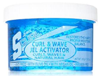 S-CURL LT WAVE JEL & ACTIVATOR 10.5 OZ