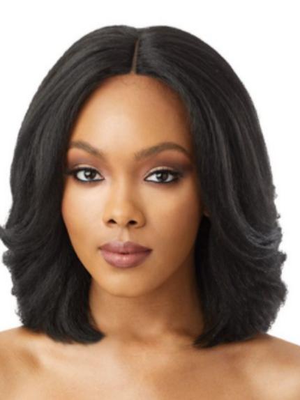 Neesha Quick Weave  Soft & Natural Half Wig