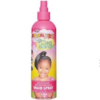 AFRICAN PRIDE DREAM KIDS BRAID SPRAY 12 OZ