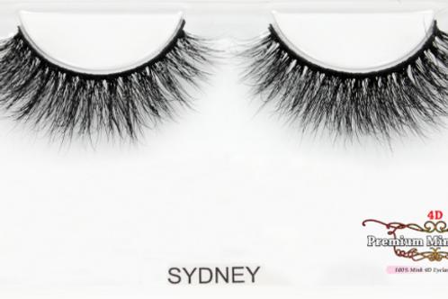 4D Mink Lashes-Sydney