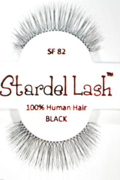 Stardel 100% Human Hair Lashes SF 82