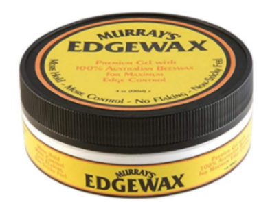 MURRAY'S EDGE WAX 4 OZ