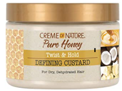 CREME OF NATURE PURE HONEY DEFINING CUSTARD