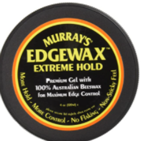 MURRAY'S EDGE WAX EXTREME HOLD 4 OZ