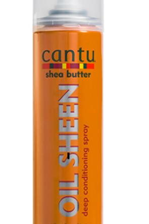 CANTU SHEA BUTTER OIL SHEEN SPRAY 8 OZ
