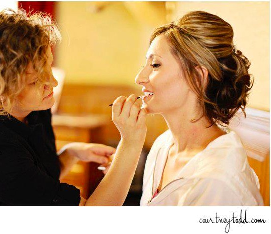 Missoula bridal makeup