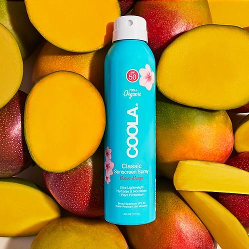 Guava Mando Travel Spray 2oz-Spf 50