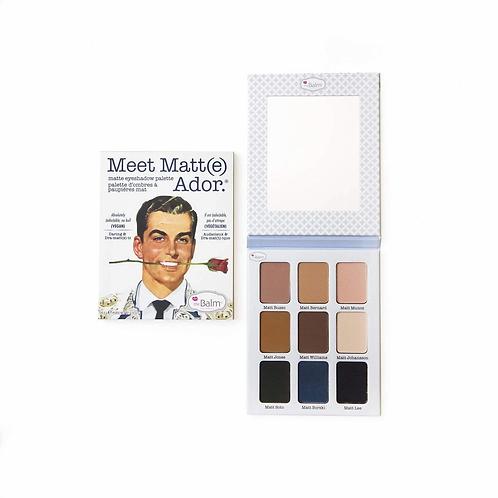 Meet Matte Ador Palette