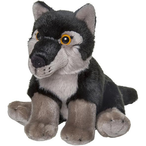 Peluche Loup 18 cm