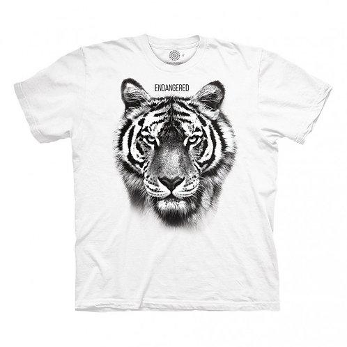 Tee-Shirt Unisexe Tigre - The Mountain