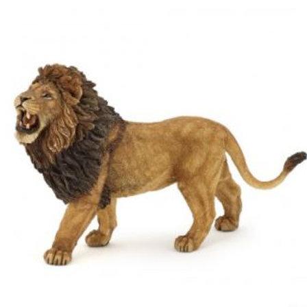 Figurine Papo - lion rugissant