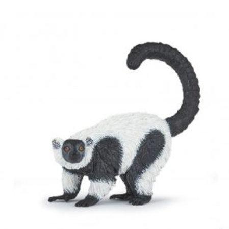 Figurine Papo - vari noir et blanc