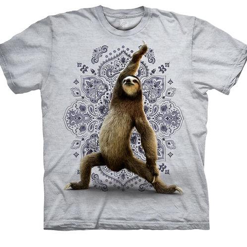 Tee shirt Unisexe Paresseux - The Mountain