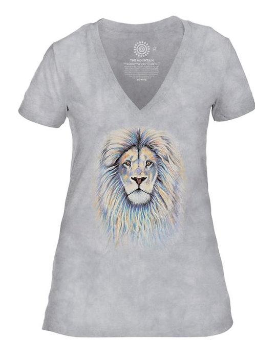 Copie de Tee Shirt femme lion - The Mountain