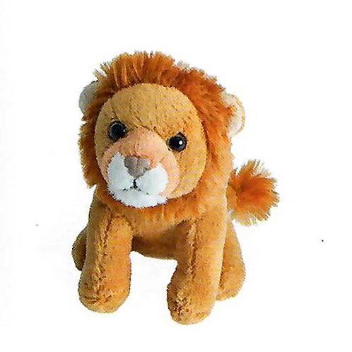 Peluche Lion - 13 cm