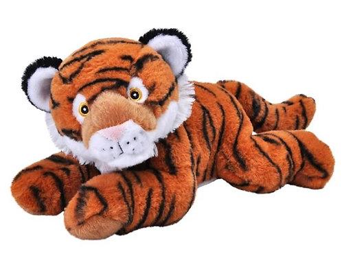 Peluche Tigre 30 cm - 100% recyclée