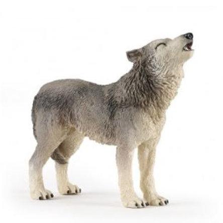 Figurine Papo - Loup hurlant