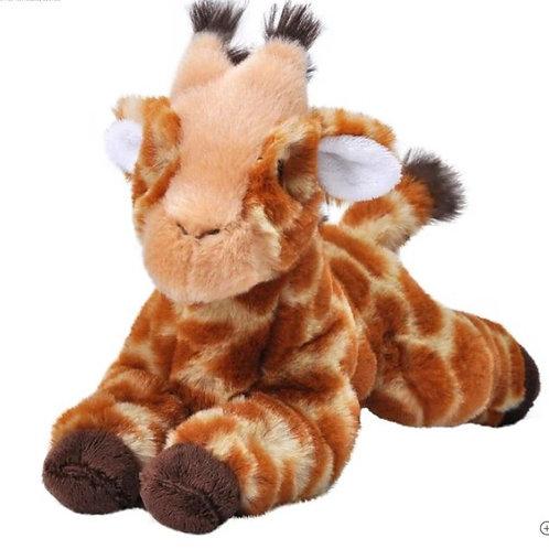 Girafe 20 cm - 100% recyclée
