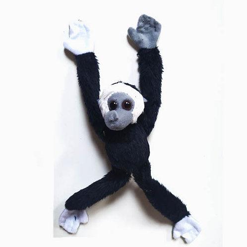Magnet gibbon noir