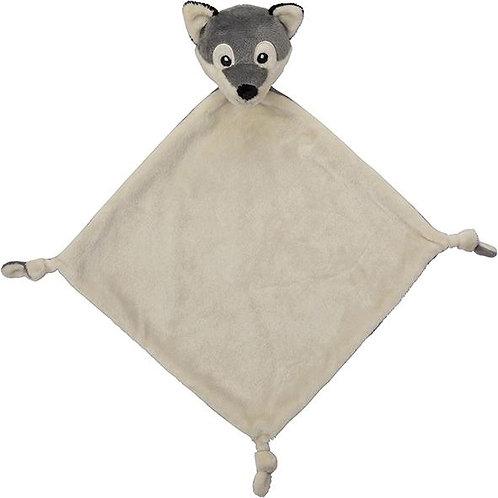 Peluche/Doudou tout doux - loup