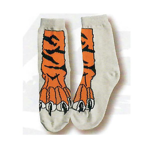Chaussettes tigre