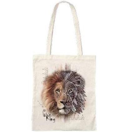 Totebag Lion