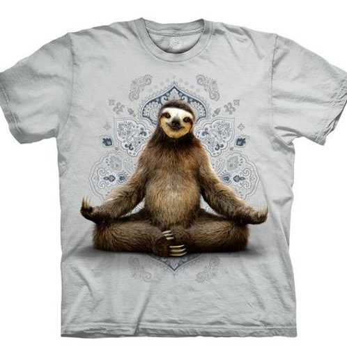 Tee shirt Paresseux Unisexe - The Mountain