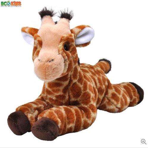 Peluche Girafe 30 cm - 100% recyclée