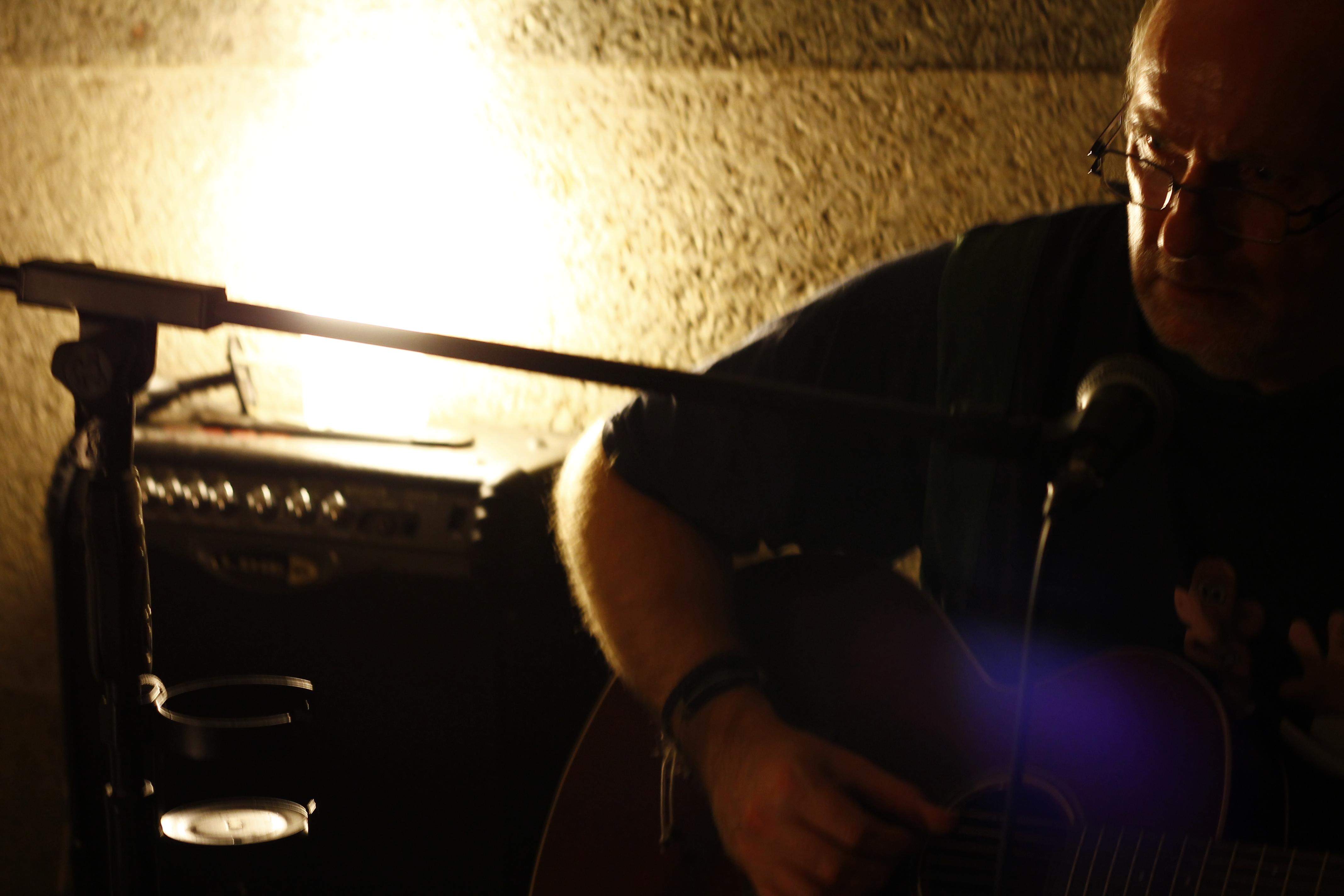 More soft lighting