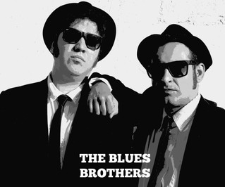 Blue is the Colour Brothers!
